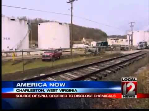 Source of West Virginia Spill Ordered to Disclose Chemicals