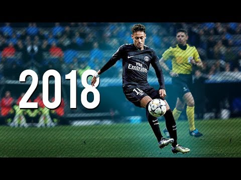 Neymar Jr ● Alan Walker - Fade ●  Skills, Assists & Goals 2018 | HD