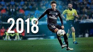 Neymar Jr Alan Walker Fade Skills Assists Goals 2018 HD