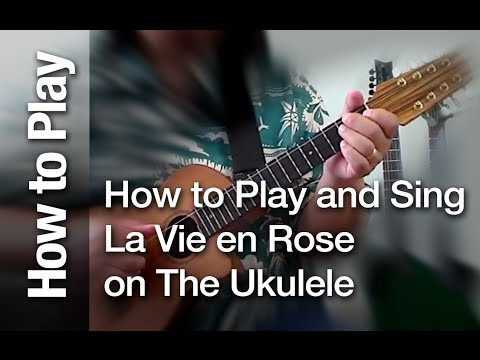 How to Play and Sing \