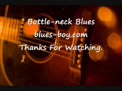 <BGM>Bottleneck Blues Rock Guitar...