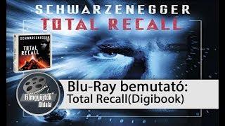 Blu-Ray Gyűjtemény: Total Recall (StudioCanal Digibook #3)