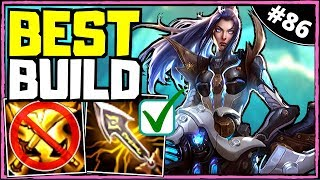 [10.7] BEST Caitlyn Build | Unranked to Diamond ADC [Ep. 86] | League of Legends (Season 10)