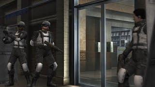 Time Crisis: Crisis Zone - Drycreek Plaza (1080p60) (PCSX2 1.3.1)