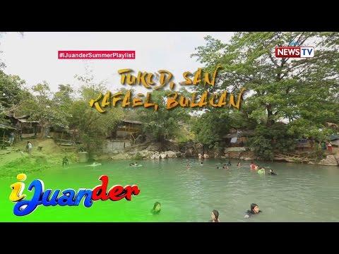 iJuander: Summer #TipidTrip sa San Rafael, Bulacan
