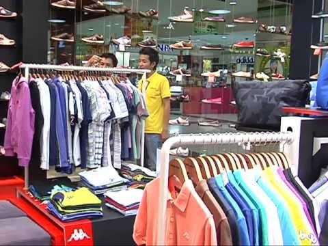 Khai trương cửa hàng Kappa Big C Biên Hòa