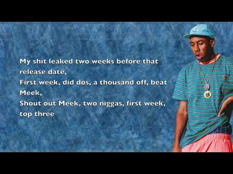 Tyler, The Creator - Ziploc - Lyrics