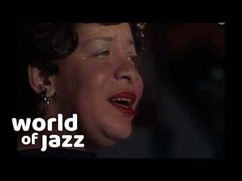 Shirley Horn Trio -  This Can t Be Love - 12 July 1982 • World of Jazz mp3