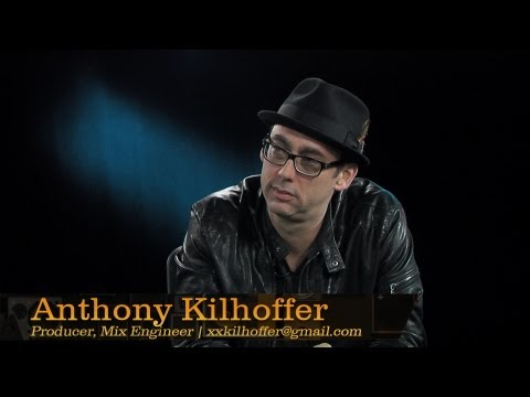 Producer and Mix Engineer Anthony Kilhoffer - Pensado's Place #95