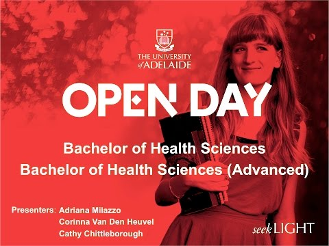 Health Science - Open Day 2015