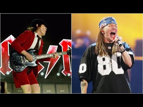 AC/DC Live Lisbon - FULL SHOW - 07.05.2016 (With Axl Rose).