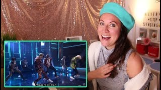 Vocal Coach REACTS to BTS- I'M FINE- On the Tonight Show