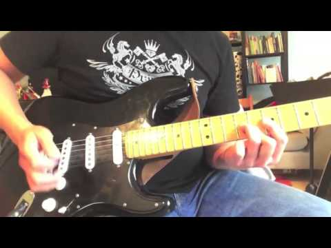 Joy Of The Lord Guitar Tutorial