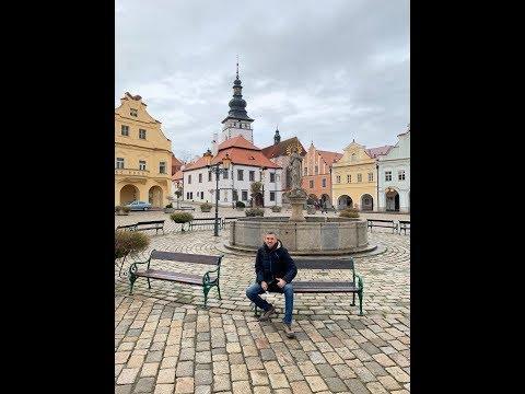 Красота чешской провинции - Pelhrimov