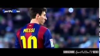 Cristiano Ronaldo and Lionel Messi 2015 Football Skills and Tricks
