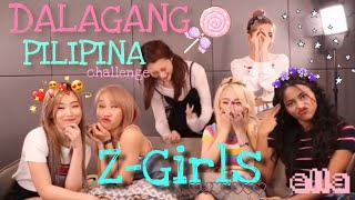Download DALAGANG PILIPINA challenge by ASIAN GIRL GROUP, Z-GIRLS Mp3