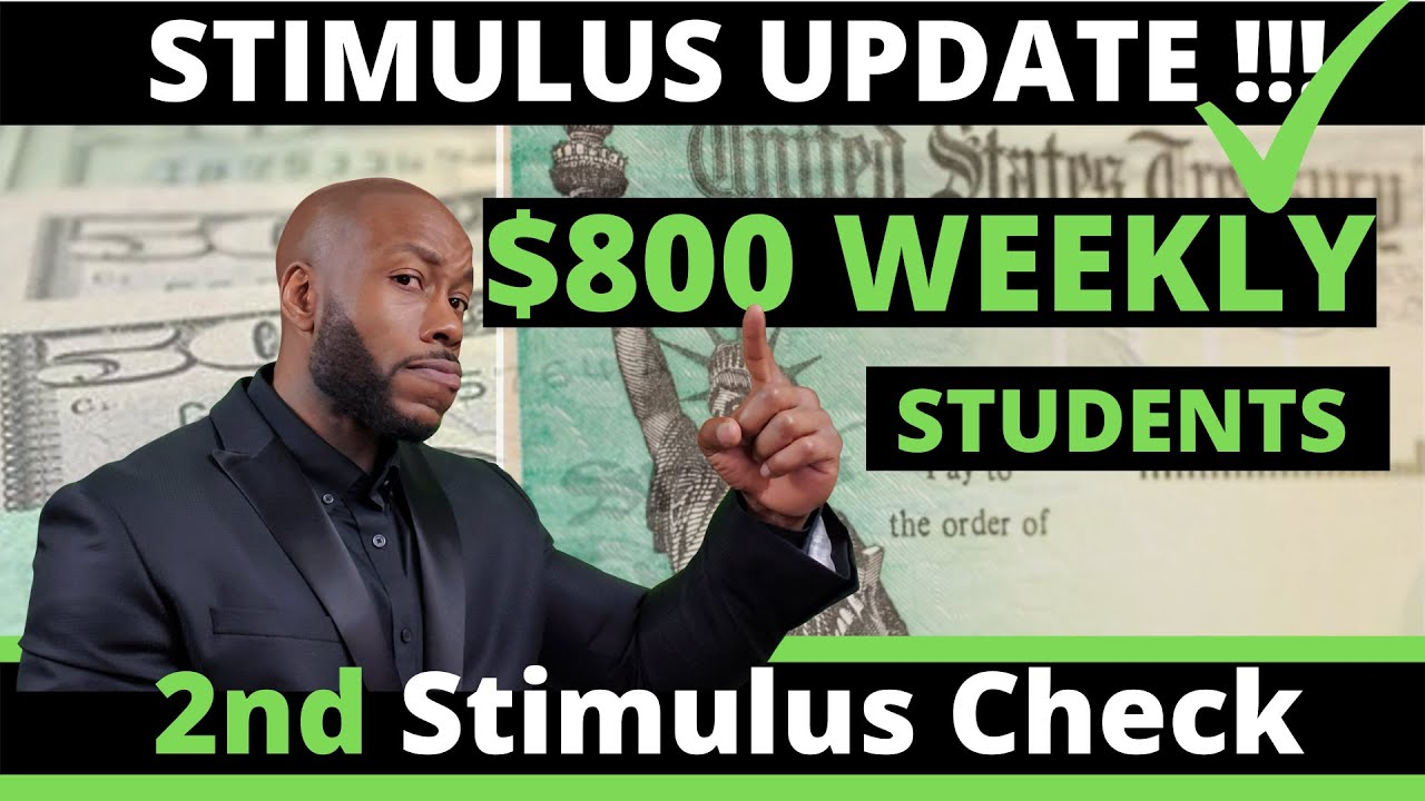 NOW!! Second Stimulus Check Update: July 13 $800 Per Week PUA Unemployment Insurance Benefits