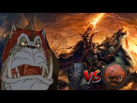 LORD OF THE GOBLIN TIMES | Chaos vs Greenskins - Total War: Warhammer 2 |