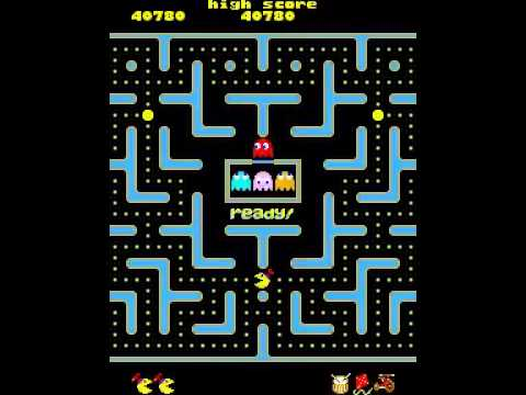 Jr. Pac-Man Turbo (Arcade / MAME) Bally Midway 1983 (80,960)