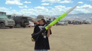 LDRS 29 High Powered Rocket MadCow Arcas