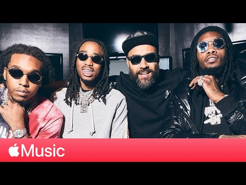 Migos and Ebro Darden on Beats 1 [Full Interview]