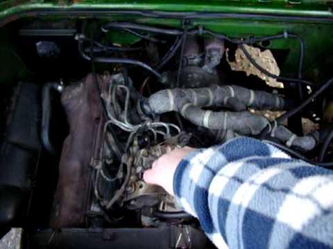 Bulli Motor 50 Ps Diesel