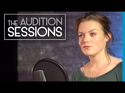 The Audition Sessions : They Just Keep Moving The Line (Kayleigh McKnight)