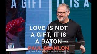 Love Is Not A Gift, It