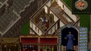 Ultima Online With Scott - Episode 2 - Life Of A Mule