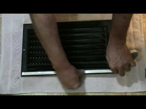 Sealing Air Vents for Energy Efficiency