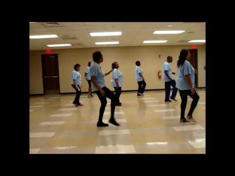New Stomp Line Dance
