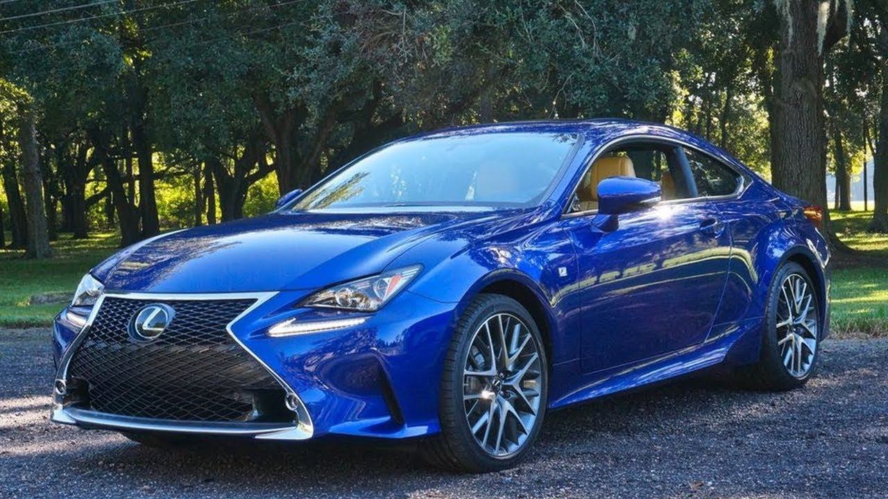Impressive 2019 Lexus Rc F Review Youtube