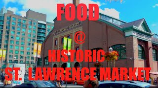 FOOD @ St Lawrence Market (Foodie Paradise!)
