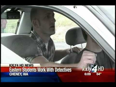 EWU students collaborate with detective on innovative project