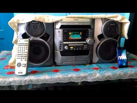 Sony old is gold music system outstanding sound and amazing bass quality.Evergreen system.....