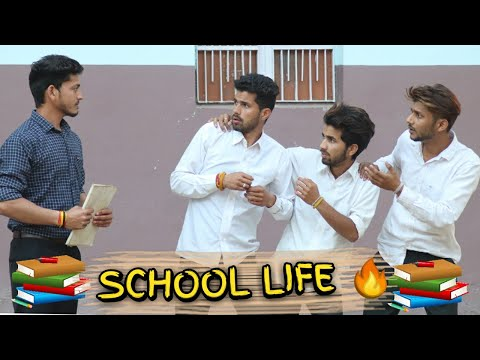 SCHOOL LIFE 🔥 || TEACHER VS STUDENTS || KANGRA BOYS