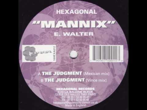 10HEXA012   The Judgment   Mannix   A The Judgment Mexican Mix