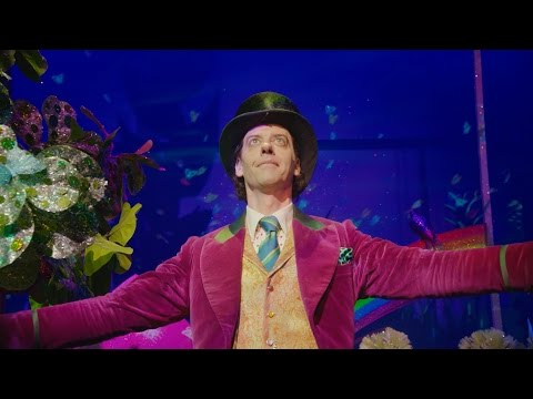 s  CHARLIE AND THE CHOCOLATE FACTORY, Starring Christian Borle