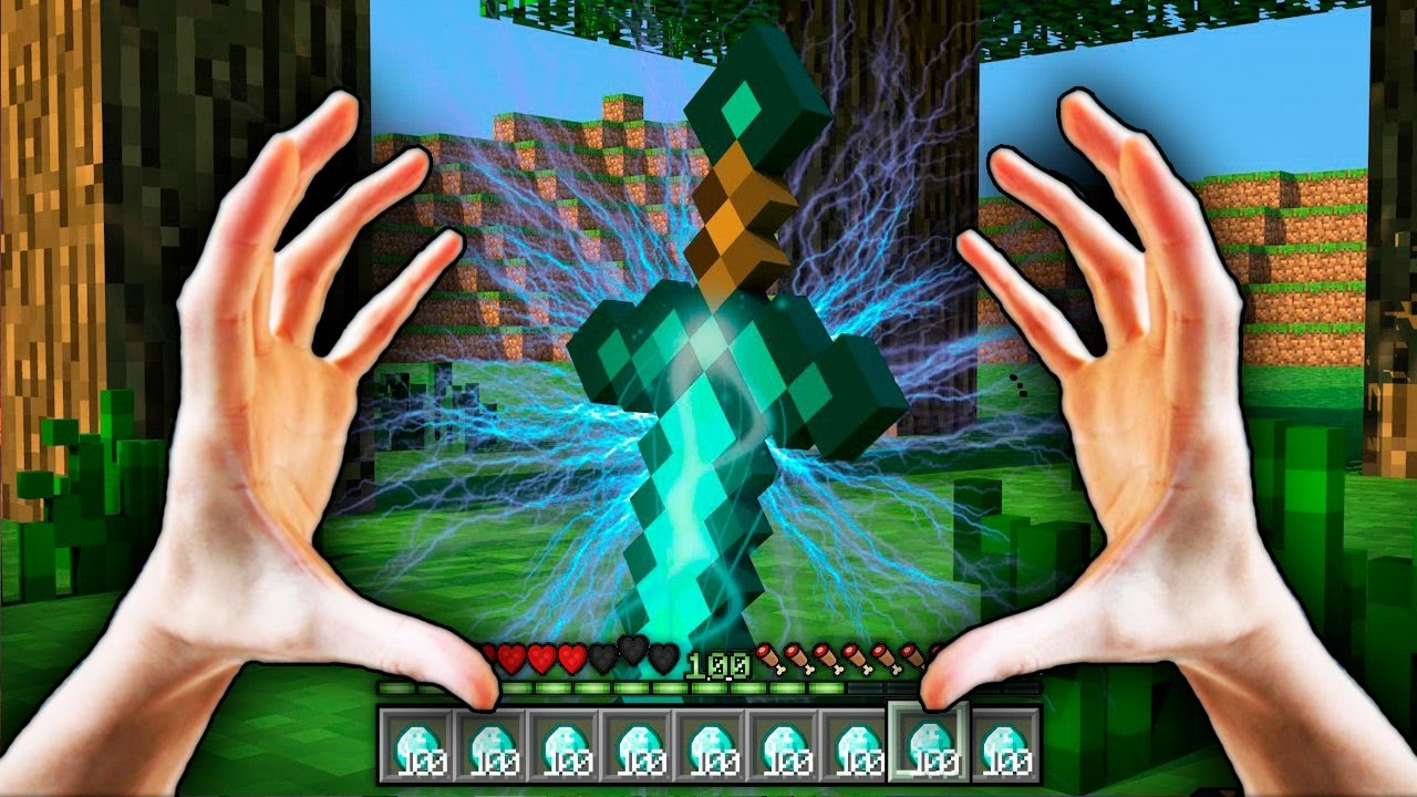 Top 5 Realistic Minecraft l Minecraft In Real Life l Minecraft vs Real life