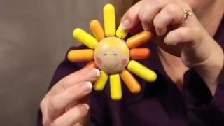 Haba Sunni Wooden Rattle Product Video - Item# 3743
