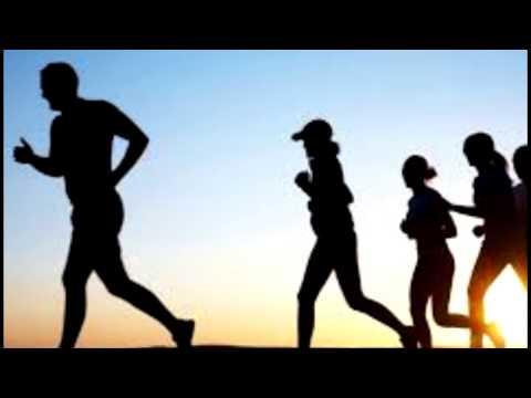 Suara Orang Lari