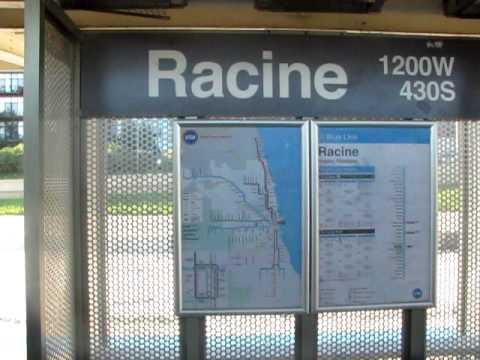 Riding CTA Blue Line, Forest Park Branch: Loomis Junction to La Salle