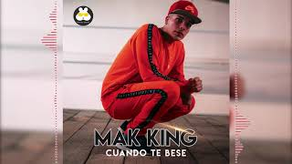 CUANDO TE BESE (Version Cumbia) MAK KING [2018] By HAMSTER RECORDS