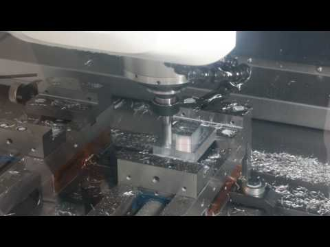 Mechanical Solutions - CNC 3+1 axis precision process