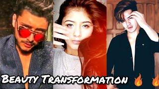 Ami pagal hoye jabo song New Trending Tik Tok Videos🌠| Beauty transformation Tik Tok| team07 Riyaz