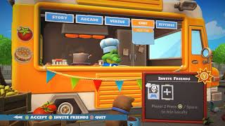 20180816 Manthao playing Overcooked! 2 (PC) Session 1