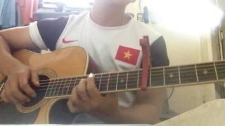 Đớn đau anh vẫn yêu em - Guitar cover