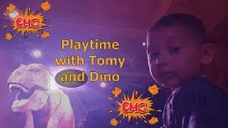 Tomy Tours London Museum | Learning Videos For Kids | London Natural History Museum