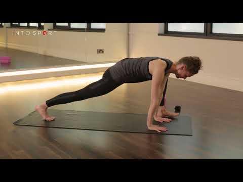 Lizard Pose Yoga Technique