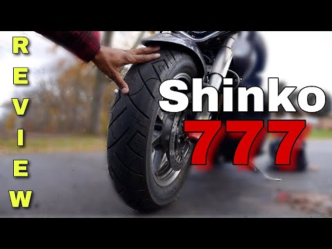 My Thoughts On The Shinko 777 On My 2014 Vstar 1300